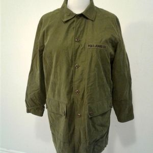 Polo Jeans Co Ralph Lauren Military Style jacket L